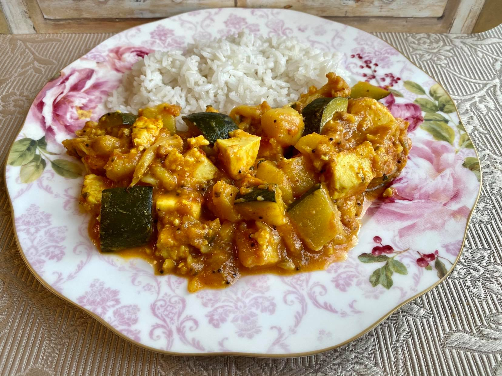 India ízei menü