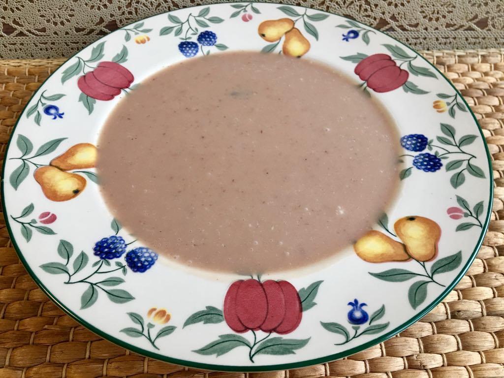 Vegán leves